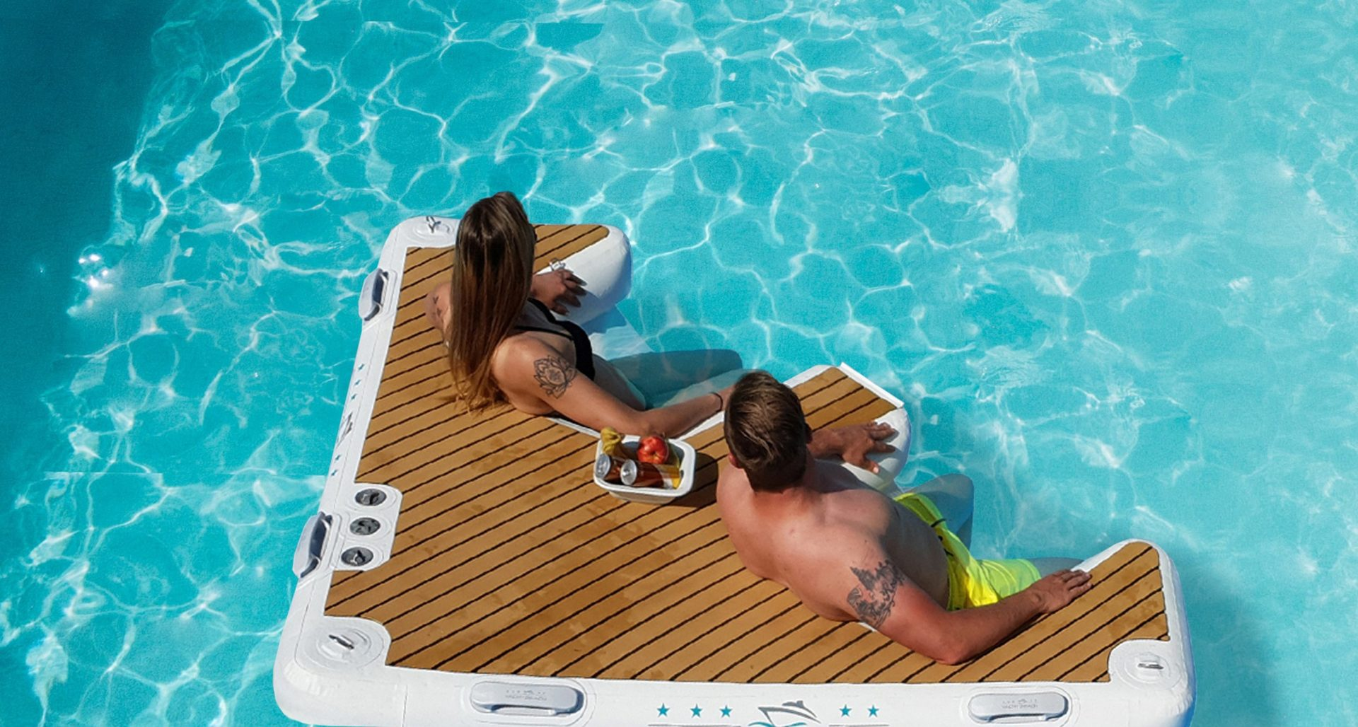 multidock and lounger